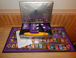 Wonderful World Disney Charades Family Game Collect Tin Mattel 1999 4229... - $17.40