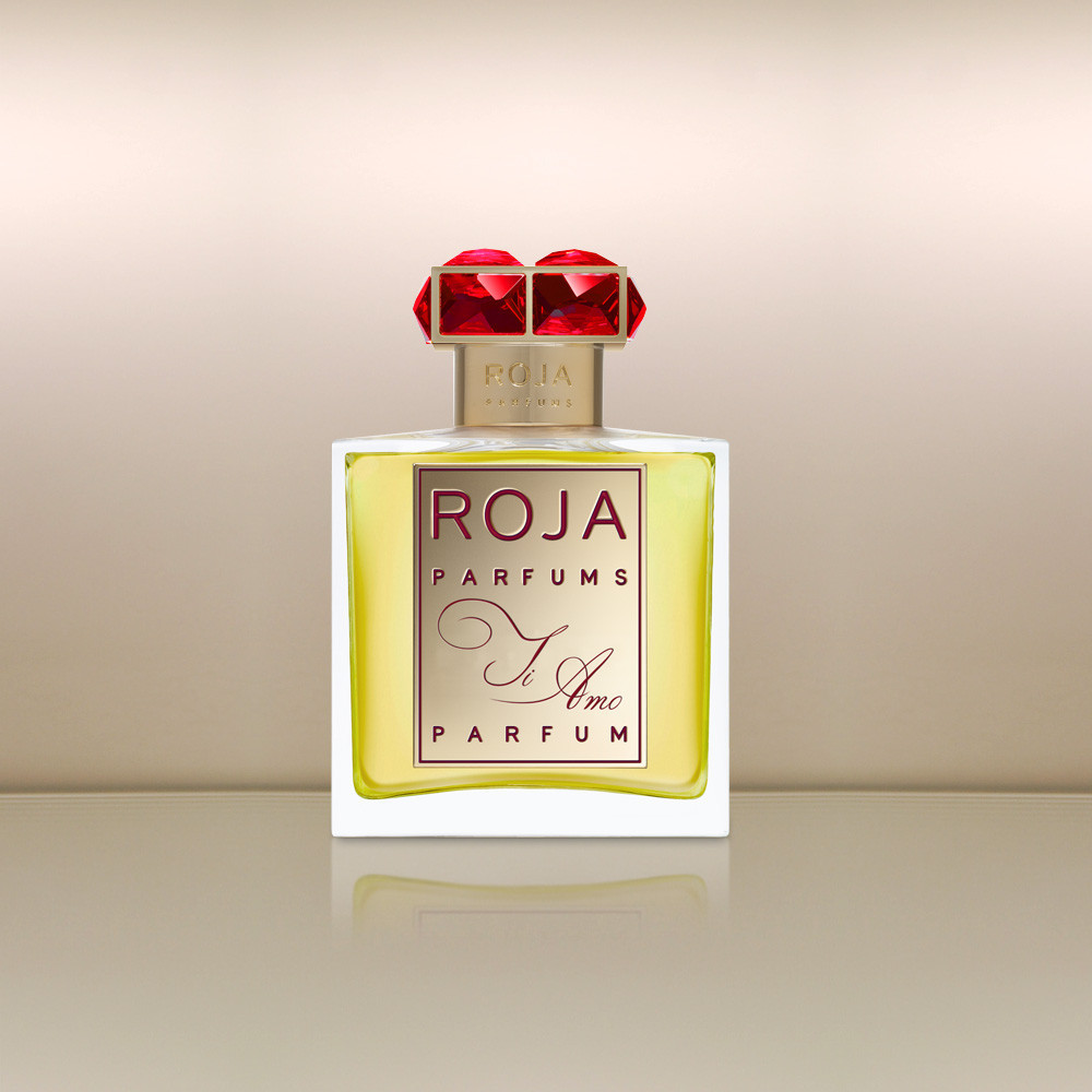 TI AMO by ROJA DOVE 5ml Travel Spray Perfume ROSE YLANG SAFFRON AMBERGRIS