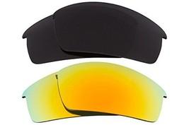 New SEEK OPTICS Replacement Lenses Oakley O ROKR PRO - Grey Yellow - $23.25