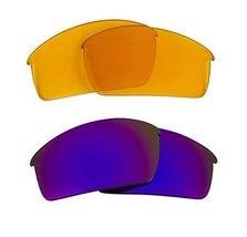 New Seek Replacement Lenses Oakley O Rokr Pro   Hi Yellow Purple - $23.25