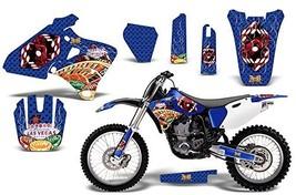 Vegas Baller-AMRRACING MX Graphics decal kit fits Yamaha YZ 250/400/426 (1998... - $158.35