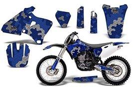 Camoplate-AMRRACING MX Graphics decal kit fits Yamaha YZ 250/400/426 (1998-20... - $158.35