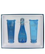 Cool Water By DAVIDOFF FOR WOMEN Gift Set - $49.49