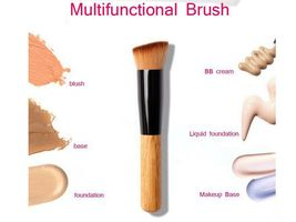 Multifunctional Makeup Artist Foundation Brush - $266,66 MXN