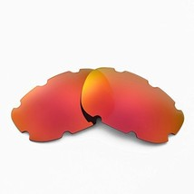 New SEEK Replacement Lenses Oakley WIND JACKET VENTED Polarized Red - $18.30