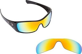 New SEEK OPTICS Replacement Lenses Oakley ANTIX - Polarized Yellow - $20.28