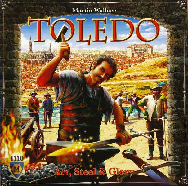 Toledo front