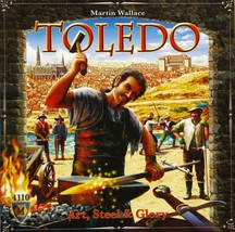 TOLEDO - Mayfair Board game (MIB/NEW) - $25.00