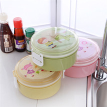 850ml Lunch Boxes School Student Bento Camping Travel Portable Container... - €16,06 EUR