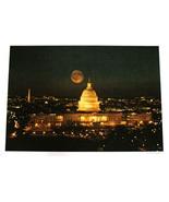 """CityScape Poster, 14""""x20"""", Washington, DC, Capitol Building  - $5.00"""
