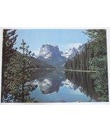 """Landscape Poster, 14""""x20"""", Square Top Mountain, Bridger National Park - $5.00"""