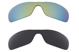 New SEEK Replacement Lenses Oakley ANTIX - Polarized Grey Green - $39.09