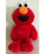 "Sesame Street Workshop ELMO FAB NY Plush Piggy Bank Coin Bank 9"" Seated HTF - $29.69"