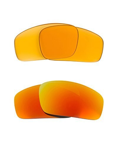 New SEEK Replacement Lenses Oakley MONSTER PUP - HI Yellow Yellow