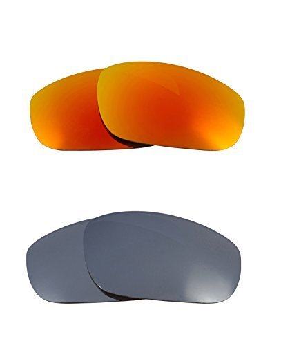 Primary image for New SEEK OPTICS Replacement Lenses Oakley FIVES 4.0 - Brown Yellow