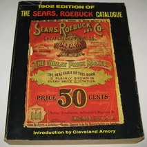 1902 Sears Roebuck Catalog Guns Telegraph Antiques Watches Reference '69... - $34.64
