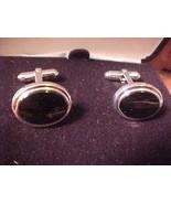 New Black Onyx Cuff Links From Macy's Reg$60.  - $19.95