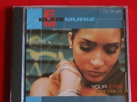 Elsie Munzie-Your Eyes [SINGLE]   - $3.99