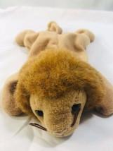 TY BEANIE BABY ORIGINAL 1996 ROARY THE LION B72 - $19.79