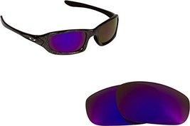 New Seek Optics Replacement Lenses Oakley Fives (2009)   Purple - $13.34