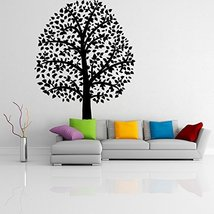 ( 54'' x 79'') Vinyl Wall Decal Huge Beautiful Tree with Leaves & Branches / ... - $105.31