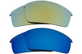 New SEEK OPTICS Replacement Lenses Oakley O ROKR PRO - Blue Green - $23.25