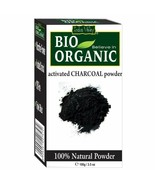 Indus Valley 100 Percent Natural Activated Charcoal Powder, 100g - $13.81