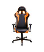 DXRacer OH/FH00/NO High-Back Game Chair Carbon Look Vinyl+PU Chair(Black... - $329.00