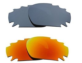 New Seek Replacement Lenses Oakley Vented Jawbone   Black Yellow - $23.25