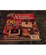 Christmas Ornaments Magazine Winter 2006 Dwellings - $2.99