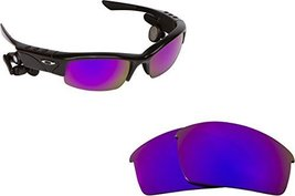 New SEEK OPTICS Replacement Lenses Oakley O ROKR PRO - Purple - $13.34