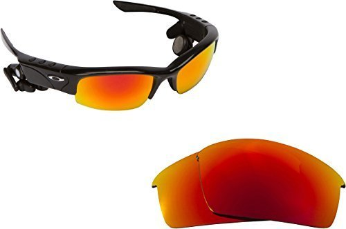 Primary image for New SEEK OPTICS Replacement Lenses Oakley O ROKR PRO - Red