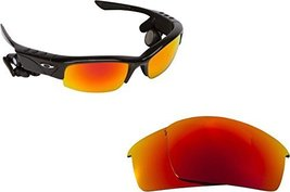 New SEEK OPTICS Replacement Lenses Oakley O ROKR PRO - Red - $13.34