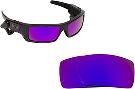 New SEEK OPTICS Replacement Lenses Oakley THUMP 2 - Purple image 1