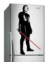 (16'' x 31'') Star Wars Vinyl Wall Decal / Anakin Skywalker with Lightsaber D... - $21.75