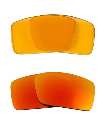 Primary image for New SEEK OPTICS Replacement Lenses Oakley GASCAN S - HI Yellow Yellow