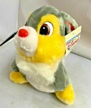 "Vtg Disney Walt Disney Company Thumper Plush 9"" Bambi Disney Store TAGS ... - $28.98"