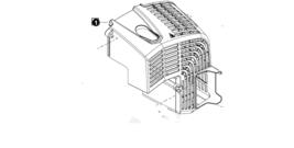 A190001651 Genuine Echo Engine Cover PB-8010 PB-8010t Pb-8010H - $35.95