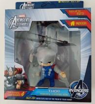 Marvel Avengers Thor Powerful Levitating Hero Flies Up To 15' Ages 10 NE... - $15.00