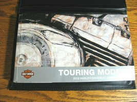 2012 Harley-Davidson Touring Owner's Owners Manual Electra Glide w/ Cover - $58.41