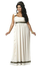 Olympic Goddess Costume - Plus Size - $31.99
