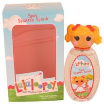 Lalaloopsy by Marmol & Son Eau De Toilette Spray (Spot Splatter Splash) 1.7 oz f - $9.95