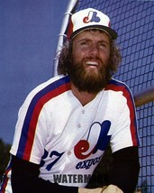MLB 1980's Montreal Expos Bill Spaceman Lee Color 8 X 10 Photo Picture - $5.99