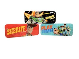 Set of Three Toy Story Pencil Cases. Pencil Case, Marker Case, Pen Holde... - $19.27