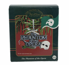 1986 Phanton Of The Opera Musical Broadway Ornament Carlton Cards - $23.23