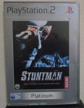 STUNTMAN (PS2) - $11.00