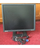 """Samsung Syncmaster 192N 19"""" LCD Monitor With Cables - $9.45"""