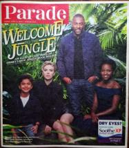 The Jungle Book, Morgan Freeman @ PARADE Las Vegas Mag Nov 2015 - $3.95