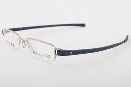 Tag Heuer 7207 006 Track Blue Gray Ceramic Eyeglasses TH7207-006 51mm - $195.02