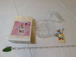 HALLMARK Keepsake Strawberry Patch Easter ornament spring 1996 handcraft... - $17.10